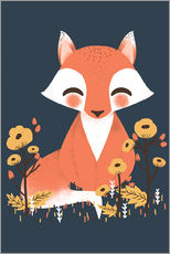 Animal friends - The fox