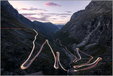 Trollstigen Pass Road Norway