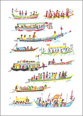 Lots of Boats