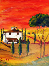 Warmth of Tuscany