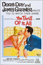 THE THRILL OF IT ALL, Doris Day, James Garner