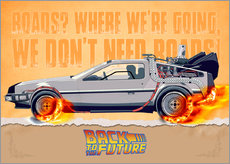 Back to the Future - DeLorean DMC-12 Alternative