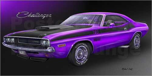Poster 70 Challenger