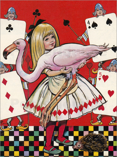 Jesus Blasco - Alice in Wonderland
