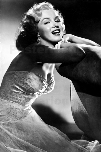 ALL ABOUT EVE, Marilyn Monroe