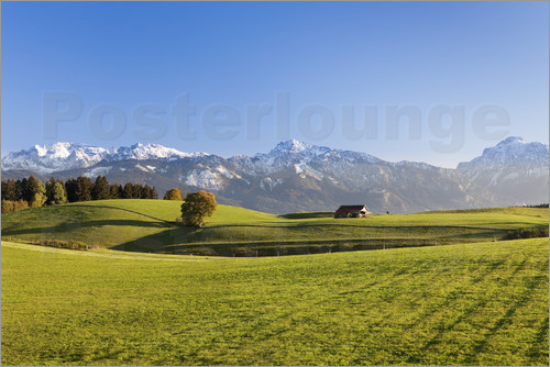 Markus Lange - Alps in autumn