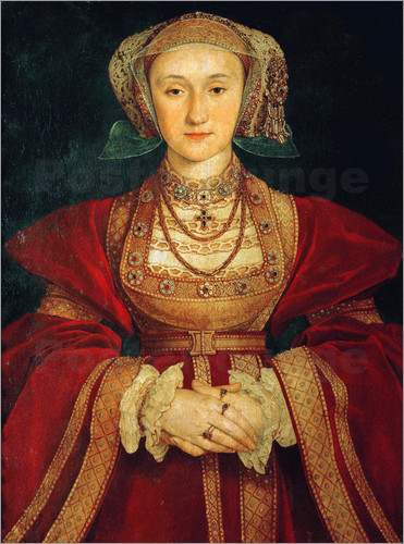 Hans Holbein d.J. - Anne of Cleves