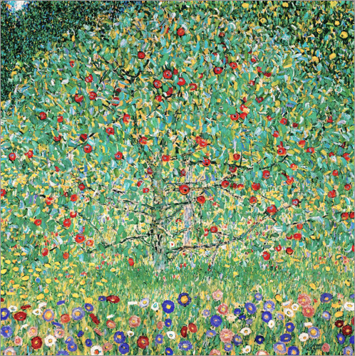 Poster Apple Tree I