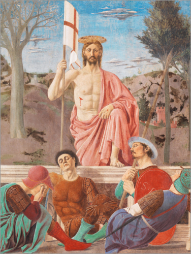 Poster The Resurrection of Christ