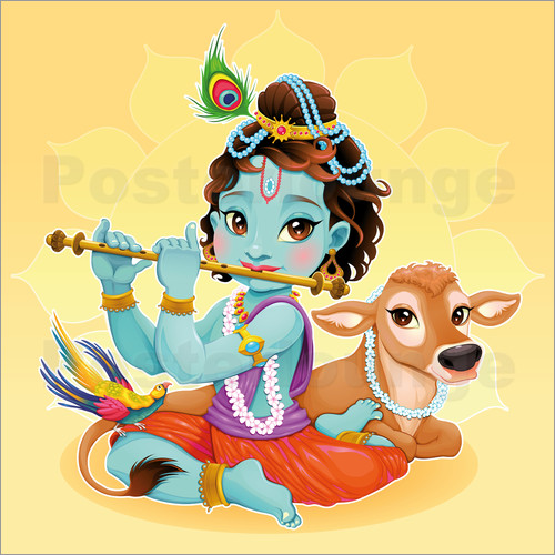 Kidz Collection - Baby Krishna