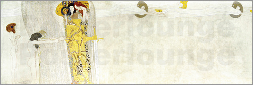 Gustav Klimt - Beethove frieze