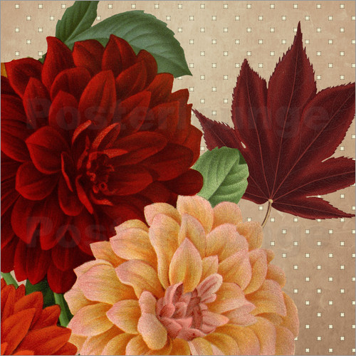 Gail Fraser - Blossoms in autumn