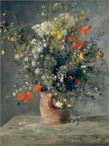 Poster Flowers in a Vase