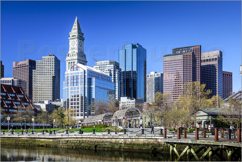 newfrontiers photography - Boston Downtown - Columbus Waterfront Park