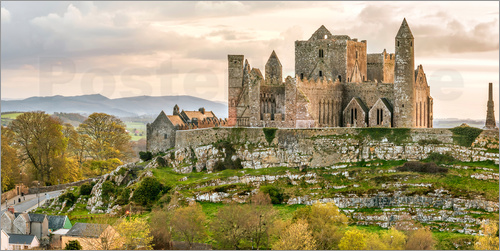 Olaf Protze - Castle 'Rock of Cashel', Ireland