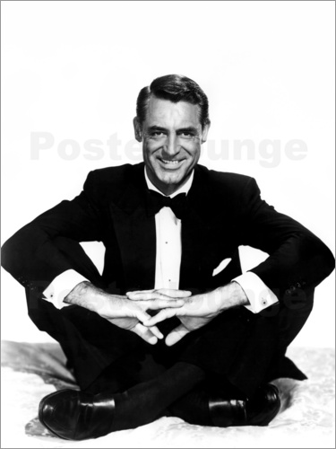 Poster Cary Grant