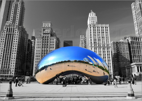 HADYPHOTO by Hady Khandani - CHICAGO BEAN
