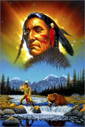 Chris Hiett - Chief great bear
