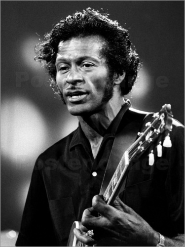 Poster Chuck Berry