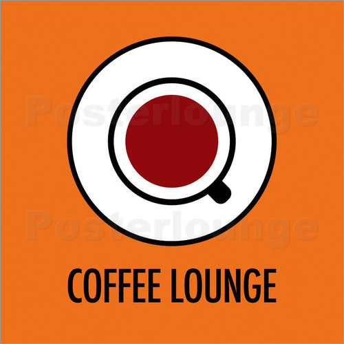 JASMIN! - Coffee Lounge, orange
