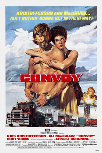 Poster Convoy