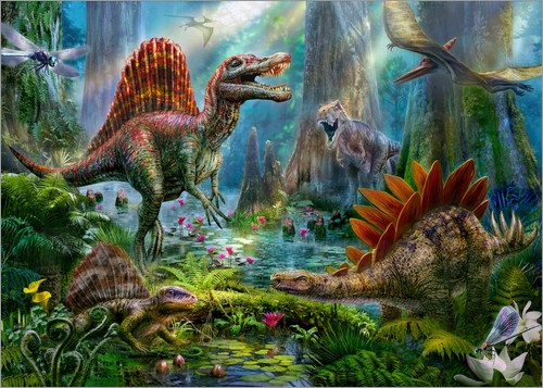 Jan Patrik Krasny - The Dino meeting