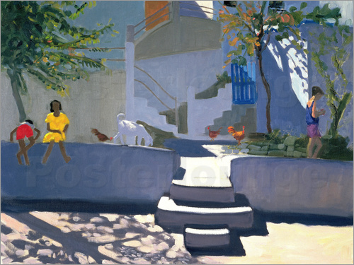 Andrew Macara - The Yellow Dress, Kos