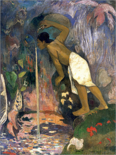 Paul Gauguin - Holy Waters