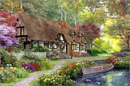Dominic Davison - Woodland Walk Cottage