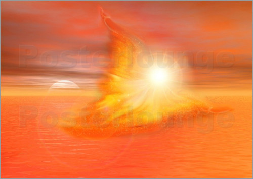 Dolphins DreamDesign - The Fire Angel