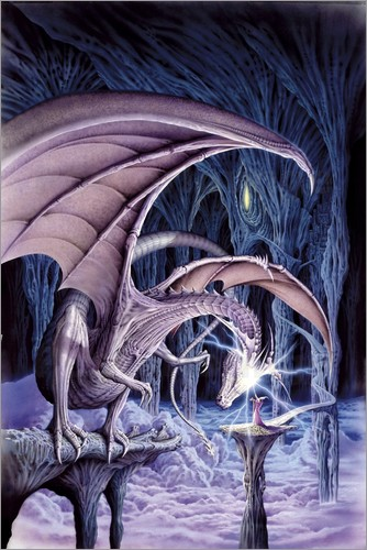 Poster Dragon Lord