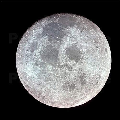 Stocktrek Images - The Moon