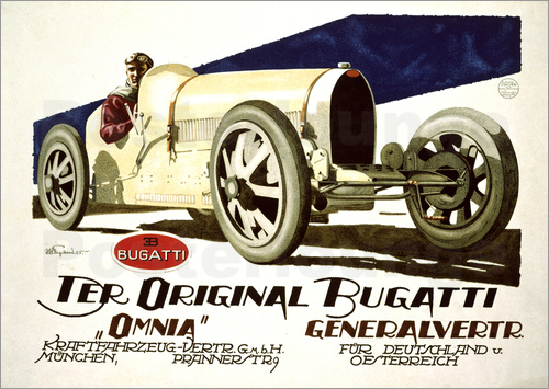 The original Bugatti