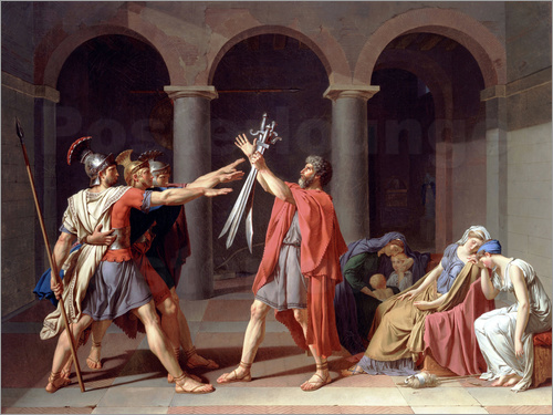 Jacques-Louis David Oa...