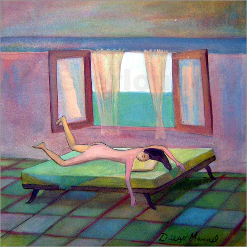 Diego Manuel Rodriguez - The summer