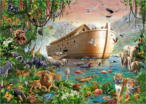 wildlife wallpaper murals