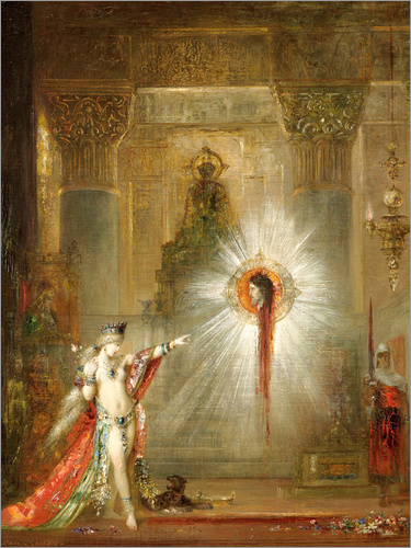 Gustave Moreau - The publication (Salome)