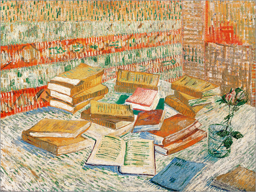 Vincent van Gogh - The Yellow Books