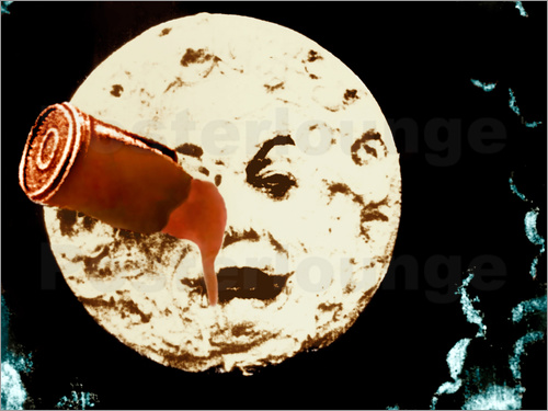 Poster A Trip to the Moon