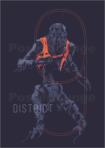 Poster district9