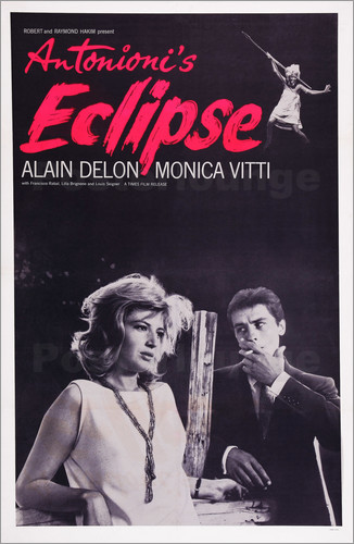Poster ECLIPSE (L'ECLISSE)