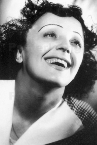 Poster Edith Piaf