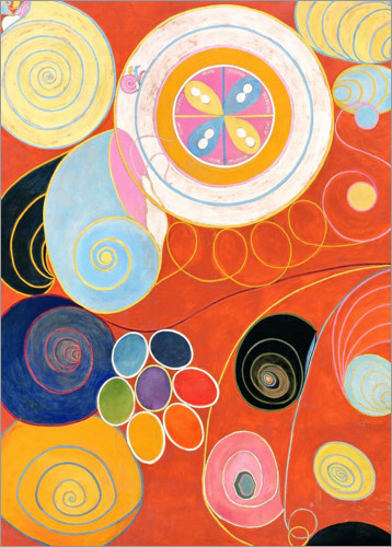 Poster A Pioneer of Abstraction