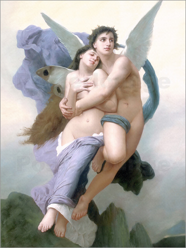 Poster Abduction of Psyche