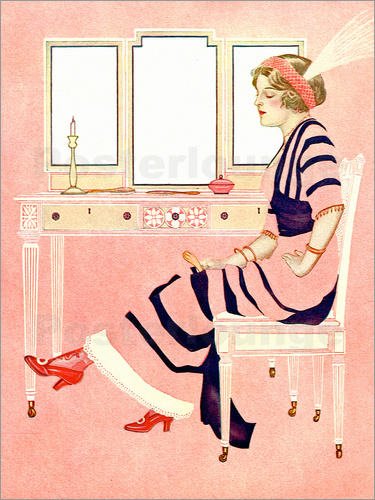 Clarence Coles Phillips - fit and fine valentine