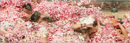 Lawrence Alma-Tadema - The Year's at the Spring, All's Right with the World