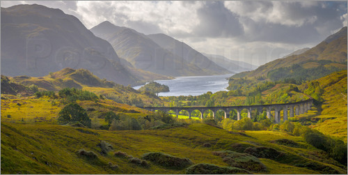 Alan Copson - Glenfinnan Railway Viaduct