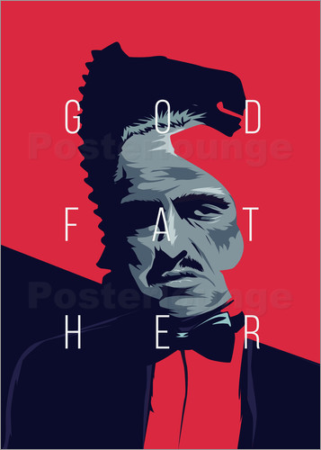 Poster godfather