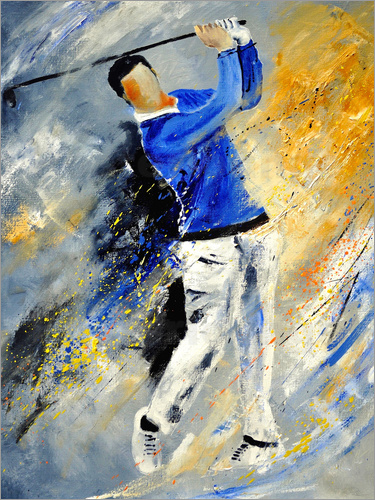 Pol Ledent - Golf player
