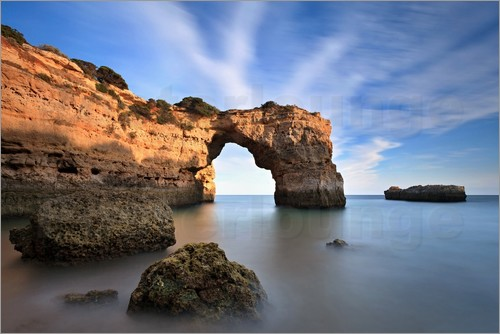 Jörg Gamroth - Grottos at the Algarve